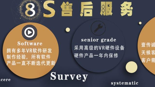 广州壹传诚VR|成熟的8S服务体系