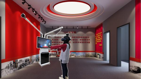 VR改革开放