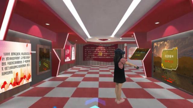 VR长征精神开启一场寻觅红色文化教育征程