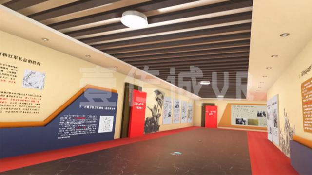 创造VR沉浸式党史体验馆,探索新的党建教育方式