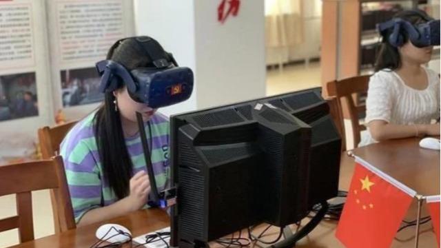 VR技术弘扬脱贫攻坚精神提升思政教育效果