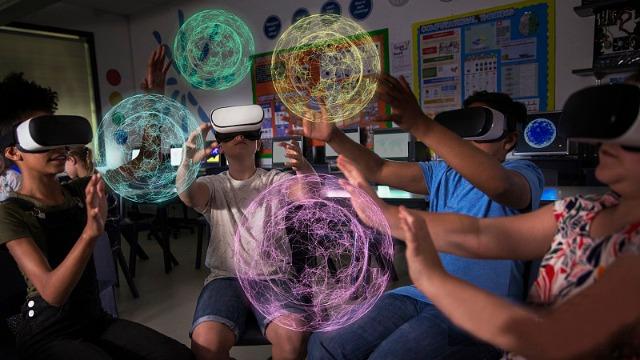 VR教育价值及发展现状,一篇给你说明白